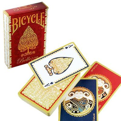 Cartes Bicycle Bellezza