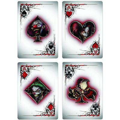 Cartes bicycle killer - Jeux de clown tueur gratuit ...