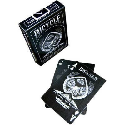 Cartes Bicycle Shadow masters