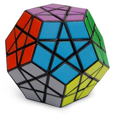Cube duodecahedron (Megaminx)