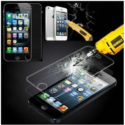Plaque protection antichoc écran Iphone 4 ou iphone 4S (anti cas
