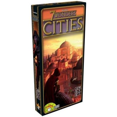 7 wonders Cities (extension)
