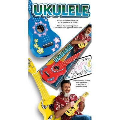 Ukulélé (OID Magic)
