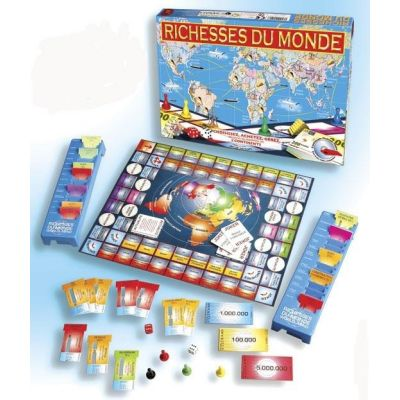 Richesse du monde (Edition 2014)