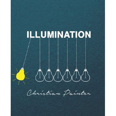 "Livre ""Illumination"" Christian Painter"