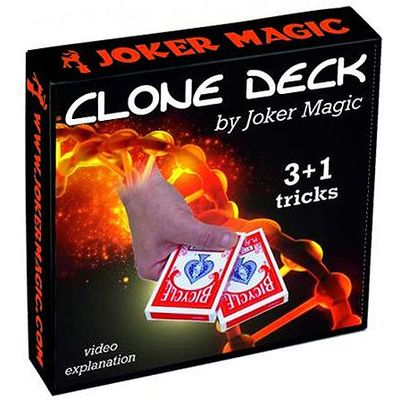 Jeu cloné (Joker magic)