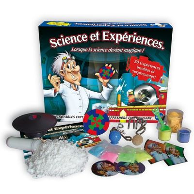 Science et expériences (OID Magic)