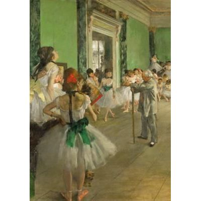 "Wentworth Wooden Jigsaw Puzzles ""The Dance Class"" (250 pièces)"